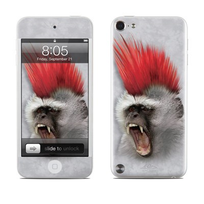 iPod Touch 5G Skin - Punky