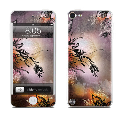 iPod Touch 5G Skin - Purple Rain