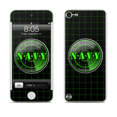 iPod Touch 5G Skin - Radar