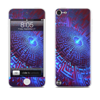 iPod Touch 5G Skin - Receptor