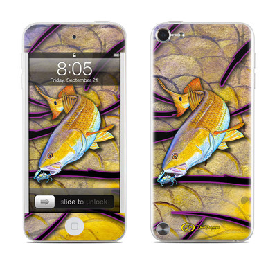 iPod Touch 5G Skin - Red Fish