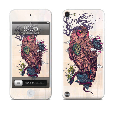 iPod Touch 5G Skin - Regrowth