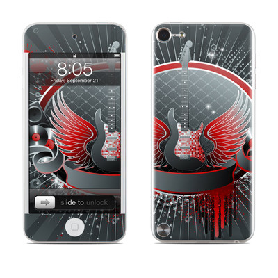 iPod Touch 5G Skin - Rock Out