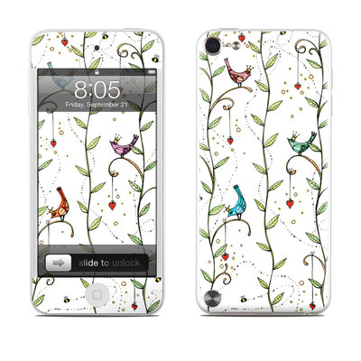 iPod Touch 5G Skin - Royal Birds