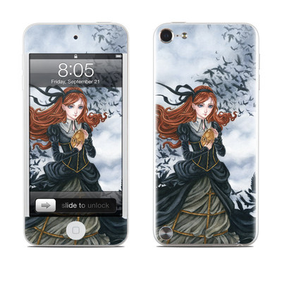 iPod Touch 5G Skin - Raven's Treasure