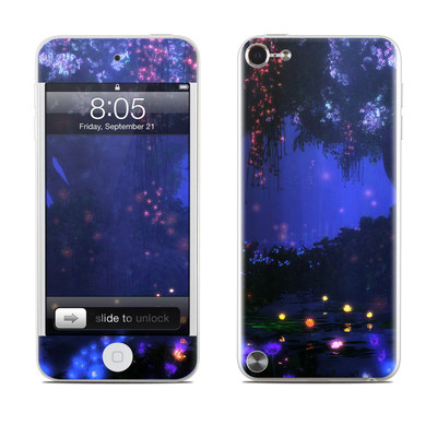 iPod Touch 5G Skin - Satori Night