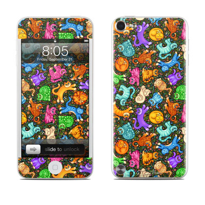 iPod Touch 5G Skin - Sew Catty