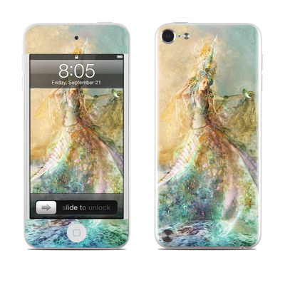 iPod Touch 5G Skin - The Shell Maiden