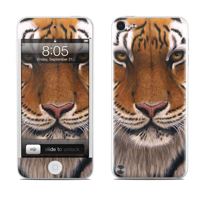 iPod Touch 5G Skin - Siberian Tiger