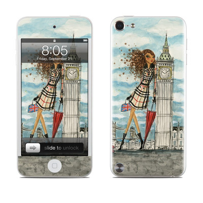 iPod Touch 5G Skin - The Sights London