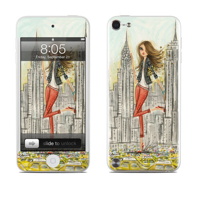 iPod Touch 5G Skin - The Sights New York