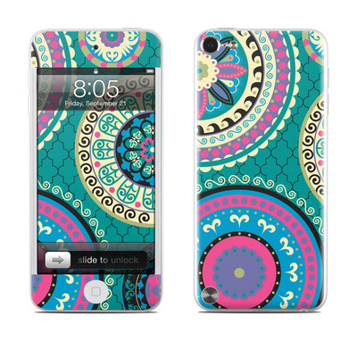 iPod Touch 5G Skin - Silk Road