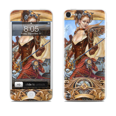 iPod Touch 5G Skin - Steam Jenny