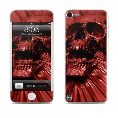 iPod Touch 5G Skin - Skull Blood
