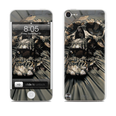 iPod Touch 5G Skin - Skull Wrap