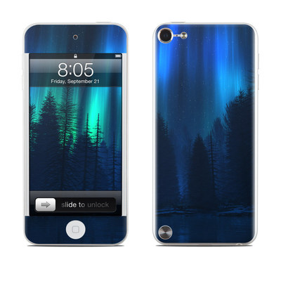 iPod Touch 5G Skin - Song of the Sky