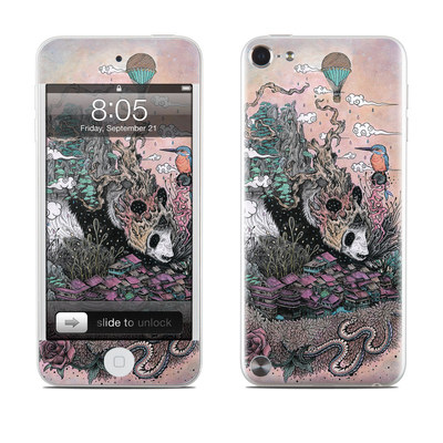 iPod Touch 5G Skin - Sleeping Giant