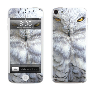 iPod Touch 5G Skin - Snowy Owl