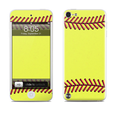 iPod Touch 5G Skin - Softball