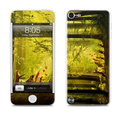 iPod Touch 5G Skin - Secret Parade
