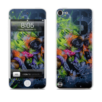 iPod Touch 5G Skin - Speak