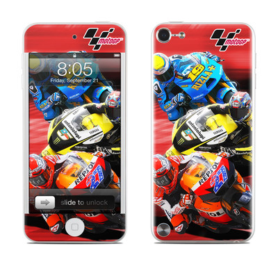 iPod Touch 5G Skin - Speed Collage