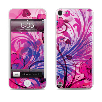 iPod Touch 5G Skin - Spring Breeze