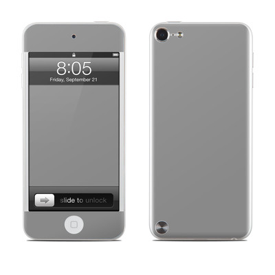 iPod Touch 5G Skin - Solid State Grey