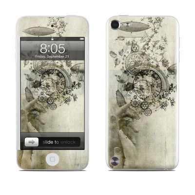 iPod Touch 5G Skin - Steamtime
