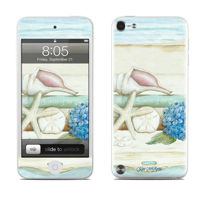 iPod Touch 5G Skin - Stories of the Sea