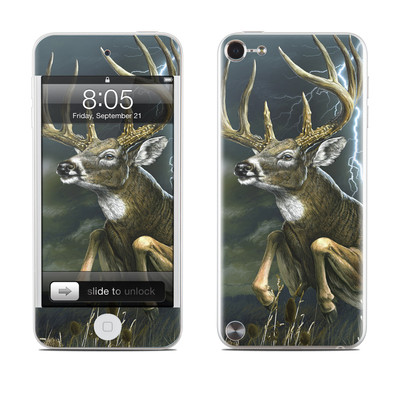 iPod Touch 5G Skin - Thunder Buck