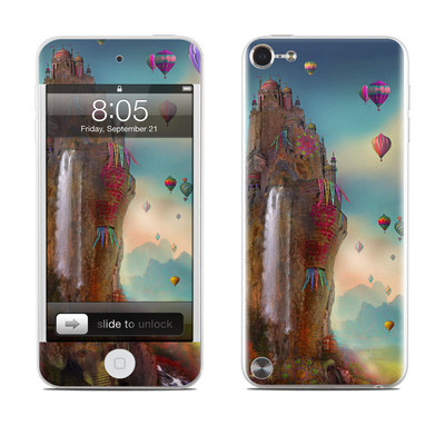 iPod Touch 5G Skin - The Festival