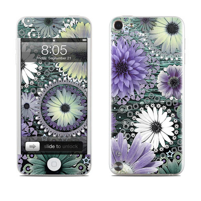 iPod Touch 5G Skin - Tidal Bloom