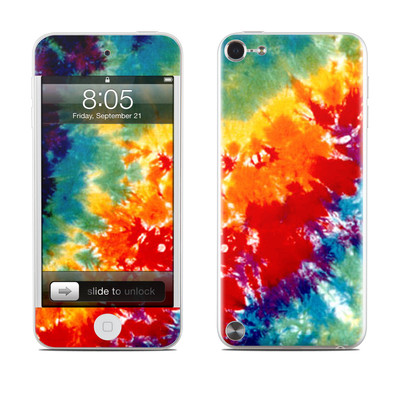 iPod Touch 5G Skin - Tie Dyed