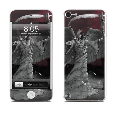 iPod Touch 5G Skin - Time is Up