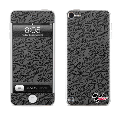 iPod Touch 5G Skin - Tracked