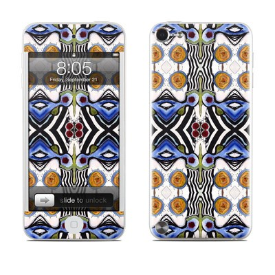 iPod Touch 5G Skin - Tribal Sun