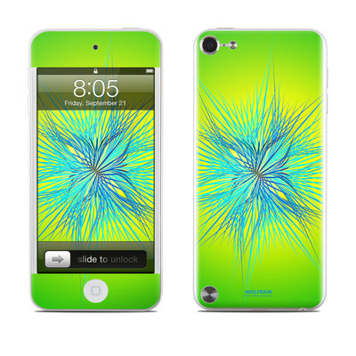 iPod Touch 5G Skin - Tube Stellations