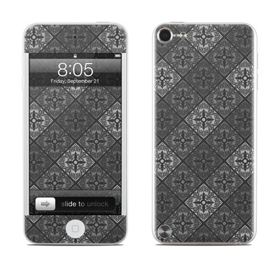 iPod Touch 5G Skin - Tungsten