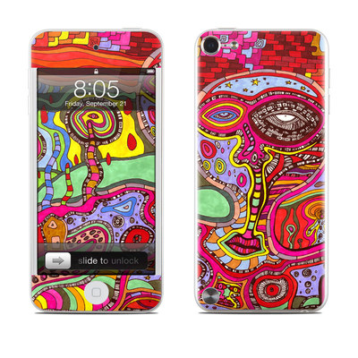 iPod Touch 5G Skin - The Wall