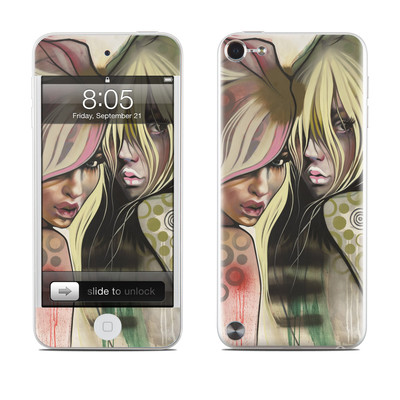 iPod Touch 5G Skin - Two Betties