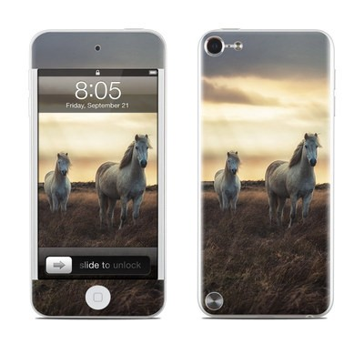iPod Touch 5G Skin - Hornless Unicorns