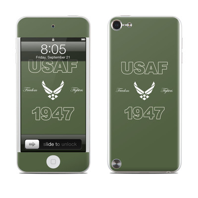 iPod Touch 5G Skin - USAF 1947