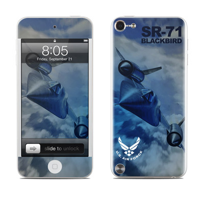 iPod Touch 5G Skin - Blackbird
