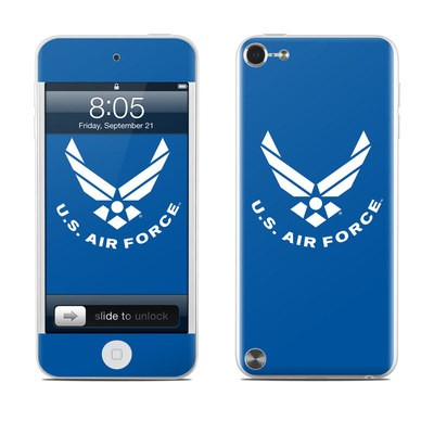 iPod Touch 5G Skin - USAF Blue