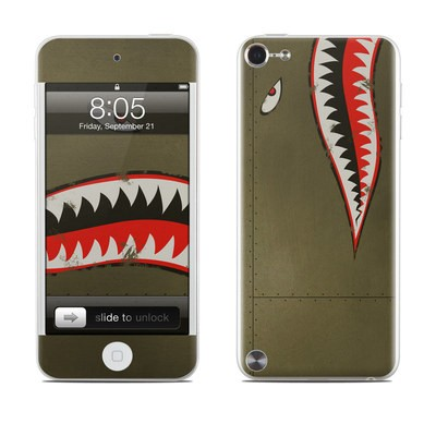 iPod Touch 5G Skin - USAF Shark