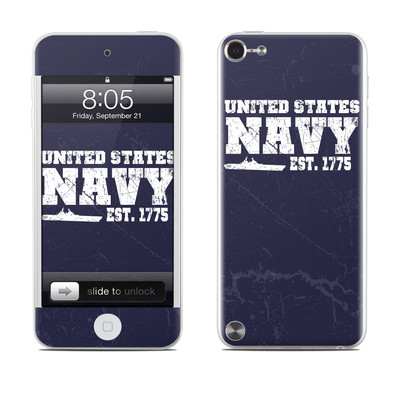 iPod Touch 5G Skin - USN 1775