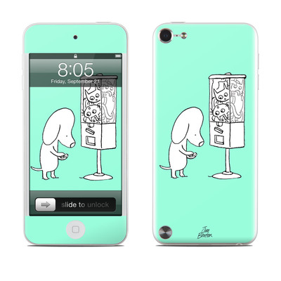 iPod Touch 5G Skin - Vending