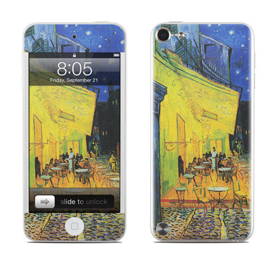 iPod Touch 5G Skin - Cafe Terrace At Night