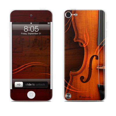 iPod Touch 5G Skin - Violin